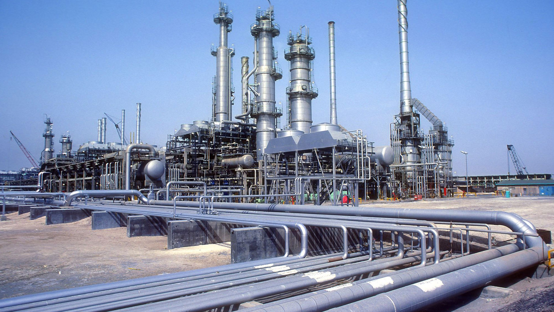 Supplied Stainless Steel Flanges to Shedgum Gas Plant at Saudi Arabia