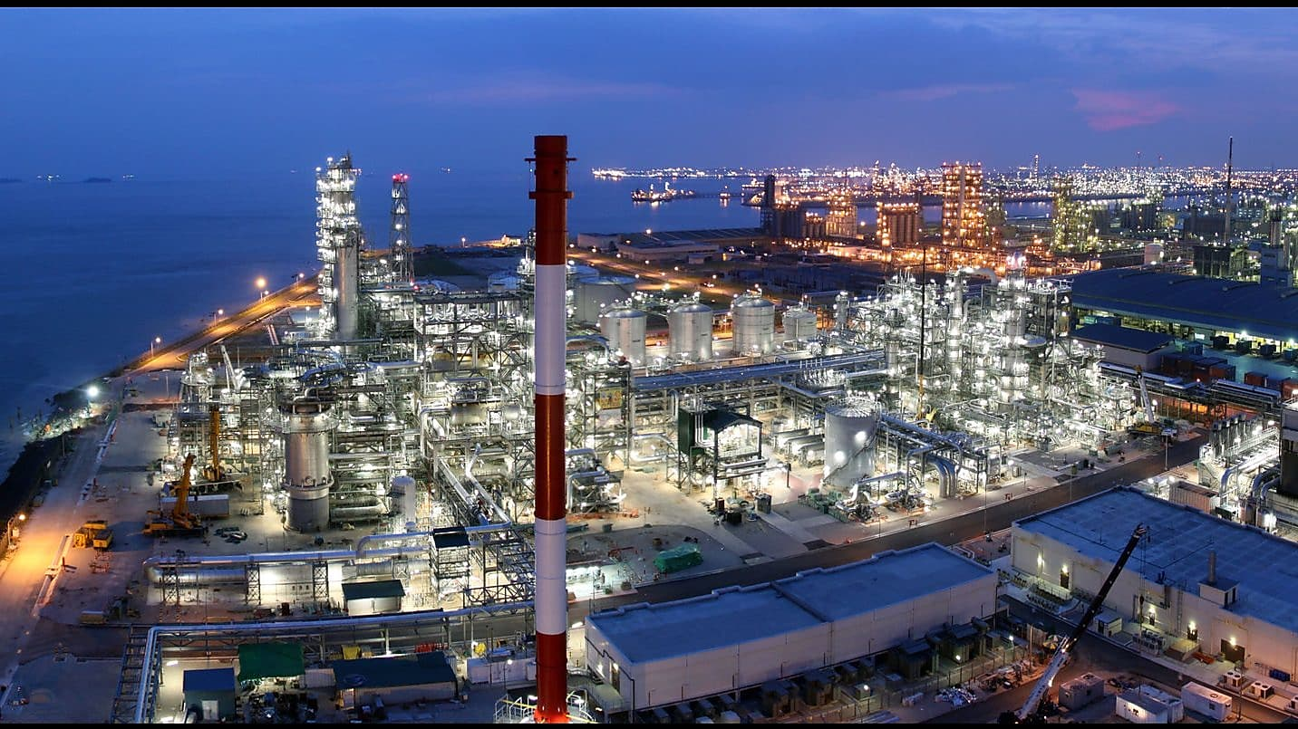 chemical-plant-Shell Global Solutions Technology