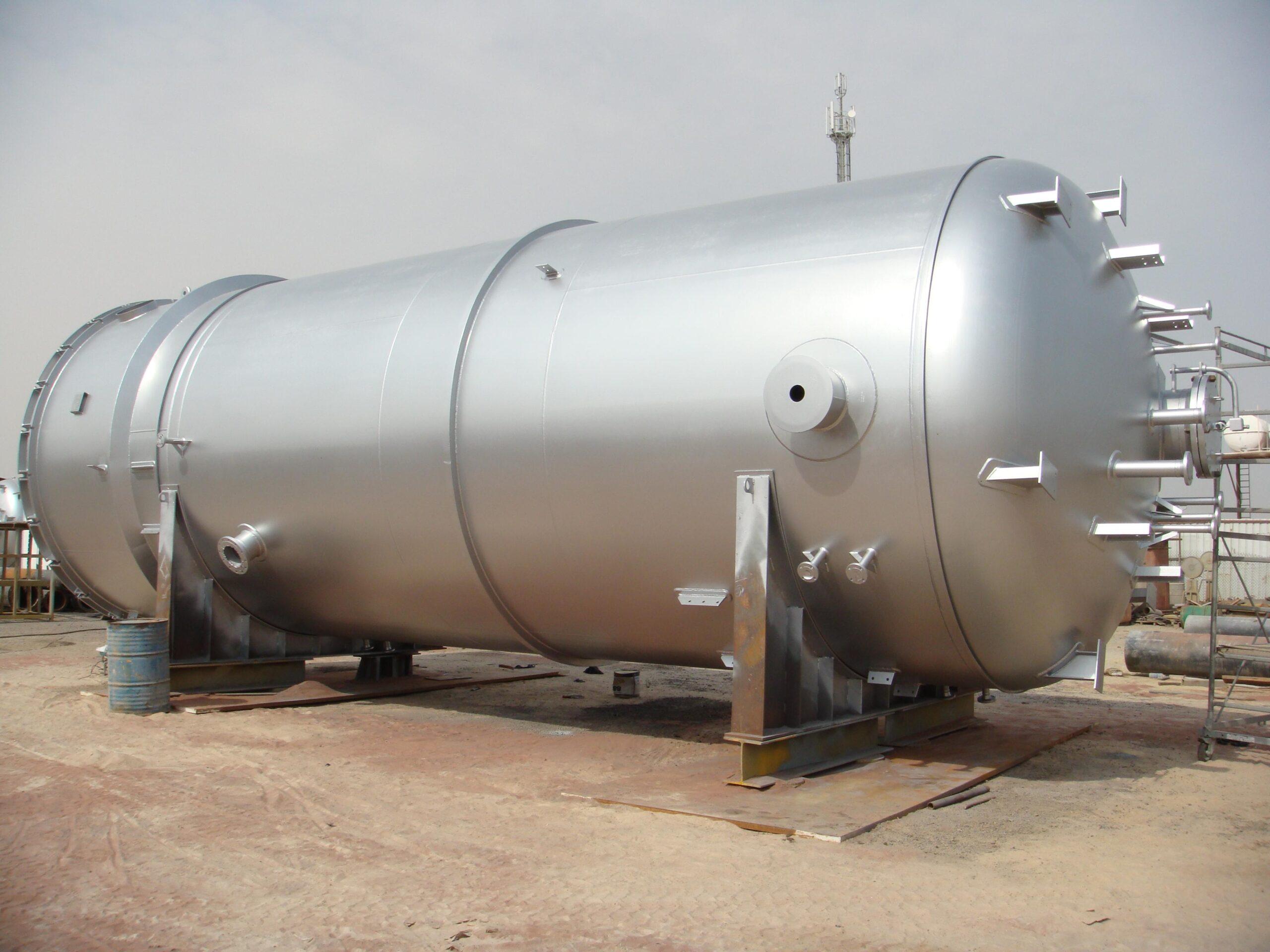 pressue vessel