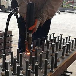 stud welding 256