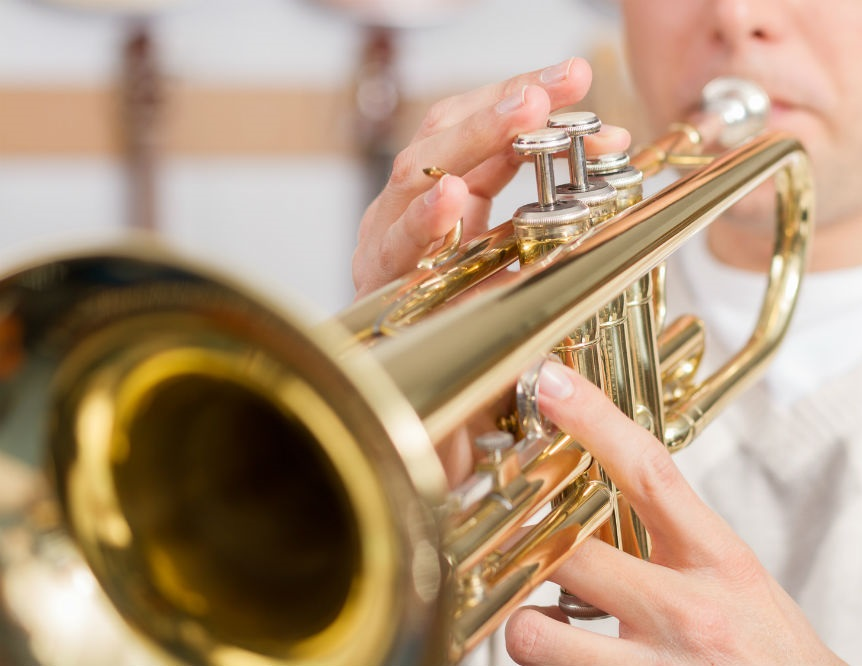 brass trumpet (2)