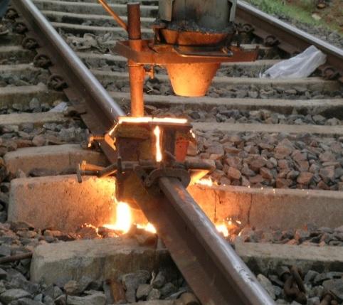 thermite welding 2