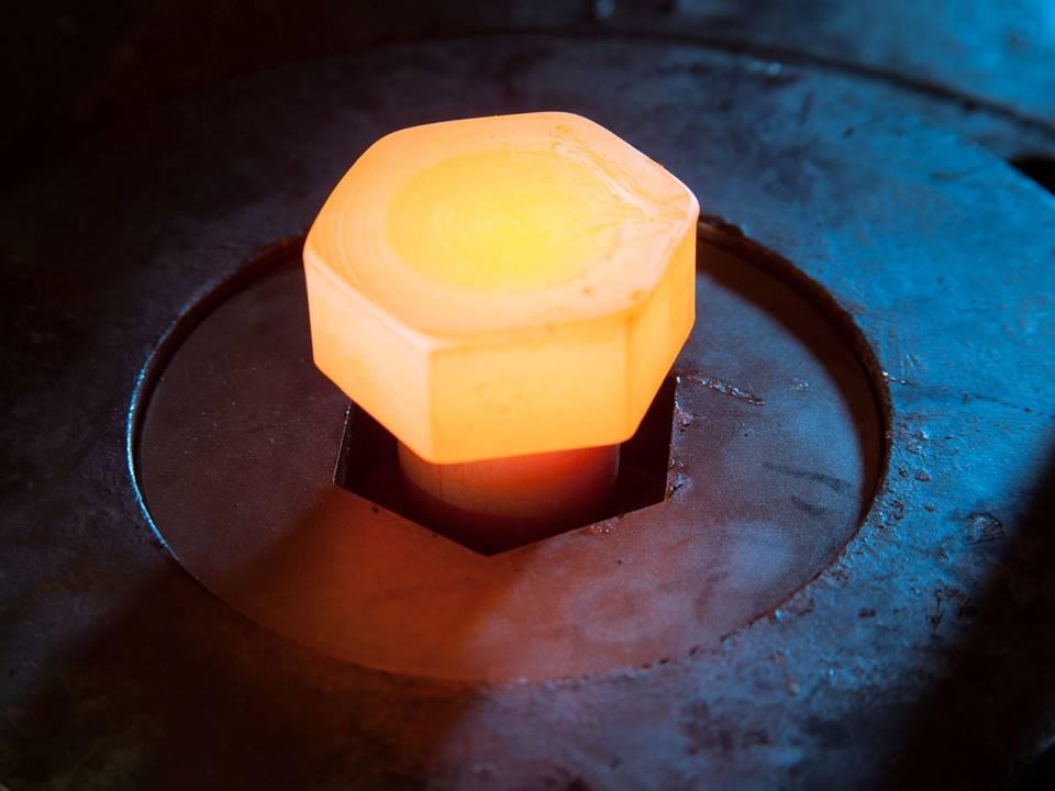 Bolts Hot Forging