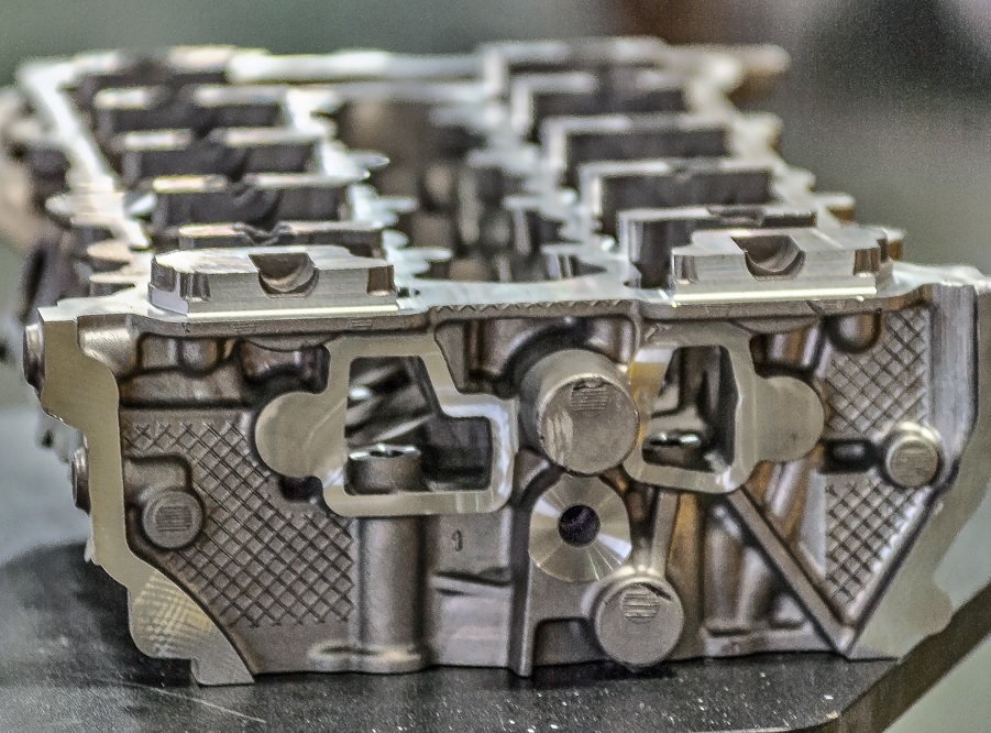 Cylinder Head Production