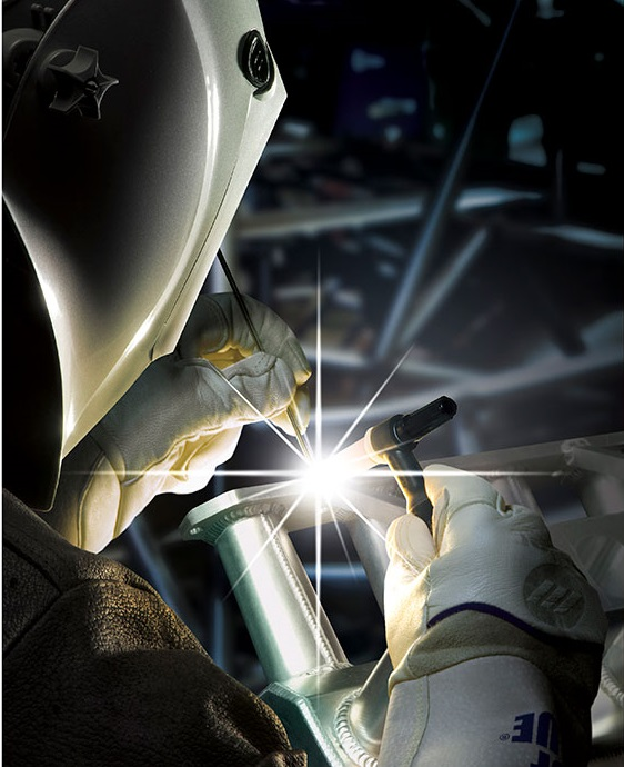 TIG Welding aluminum