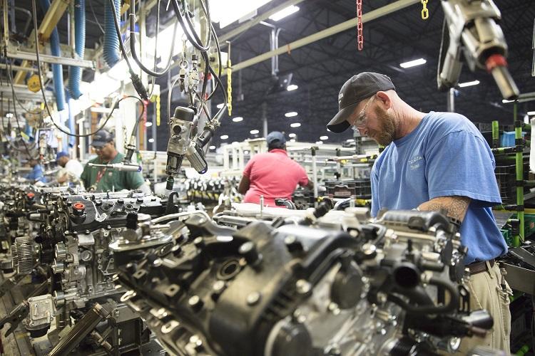 Toyota-Alabama-production