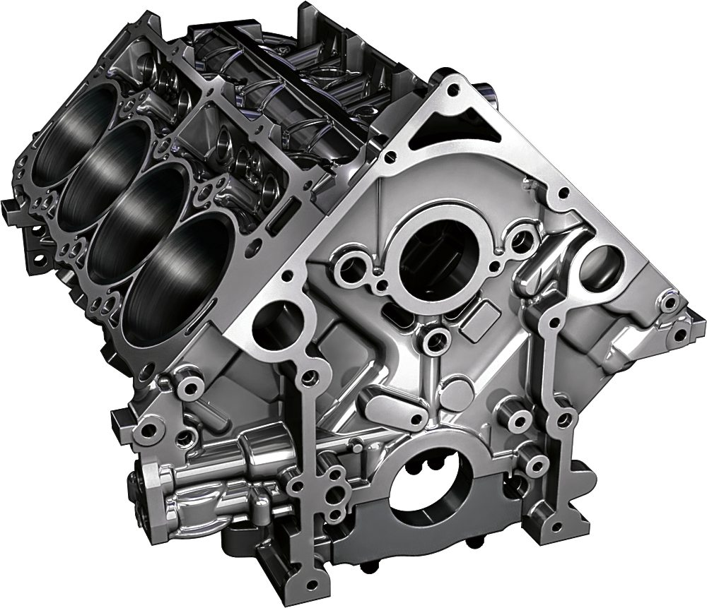 Aluminum Gen III HEMI(r) Engine Blocks: PN: Available in fourpa