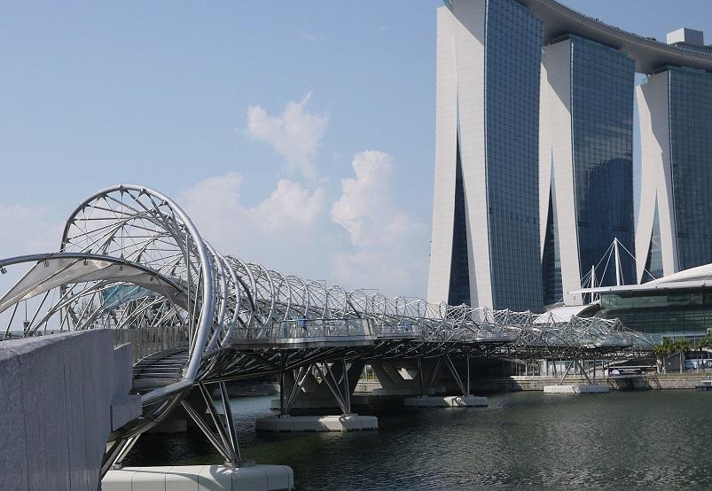 helix-bridge-web-duplex stainless steel