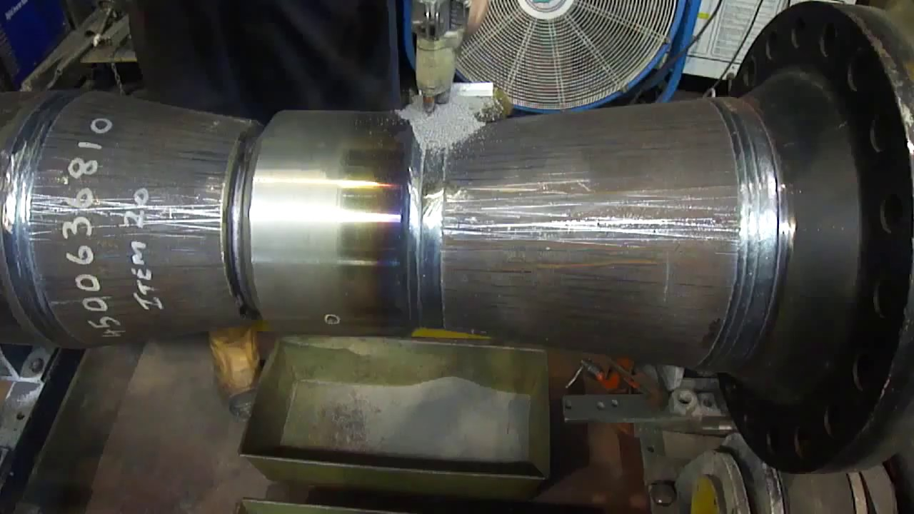 Submerged Arc Welding SAW process