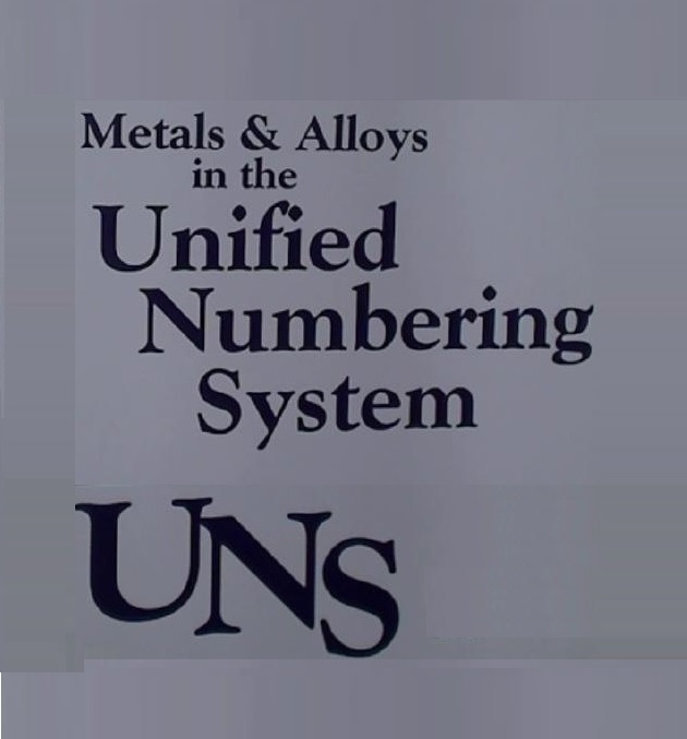 UNS_Unified-Numbering-system_asremavad