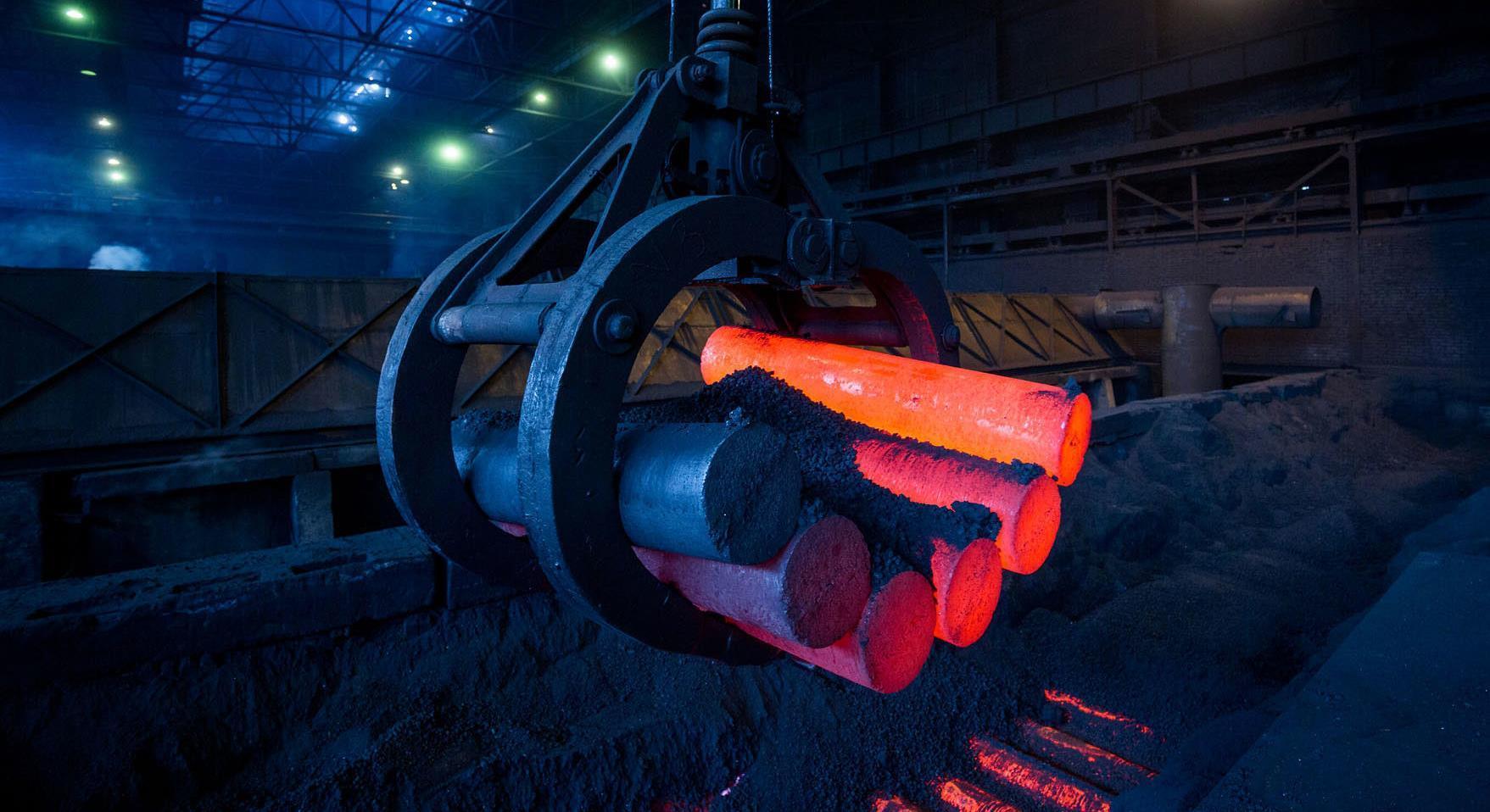 coke-steel -making