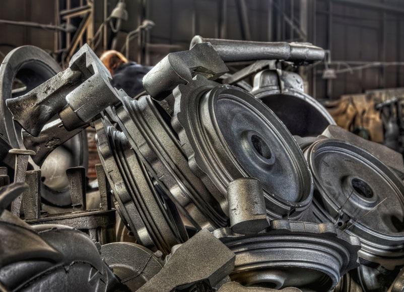 Cast-iron-parts