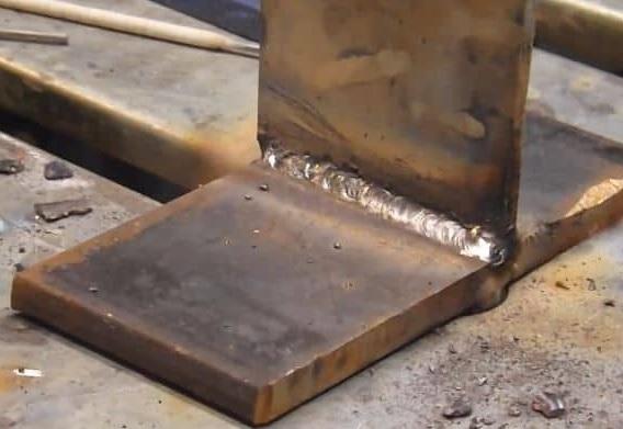 Fillet-Welding