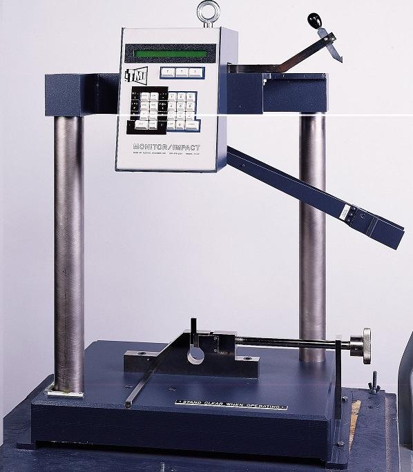 Pendulum impact test_asremavad