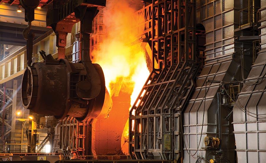 iron and steel production_asremavad