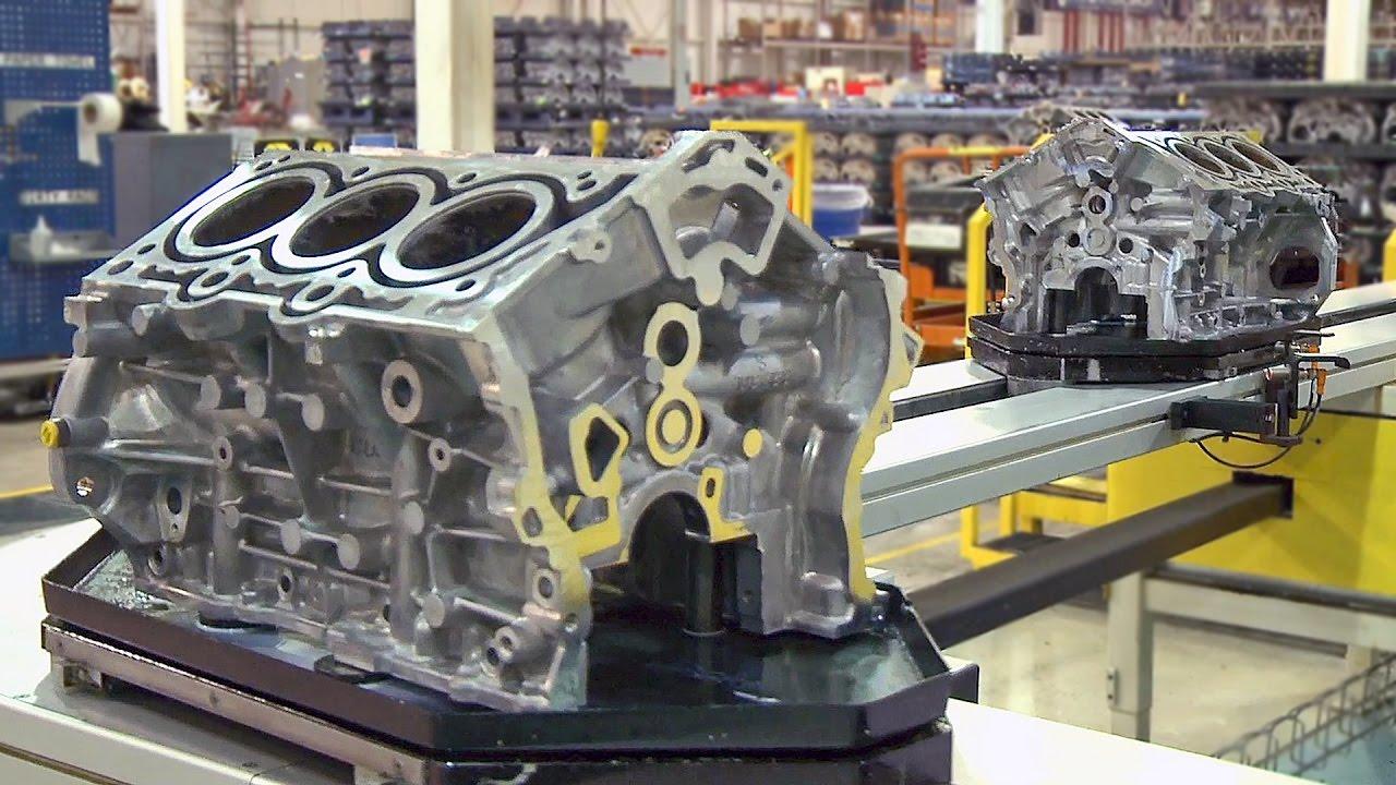 Pentastar V6 _Engine Factory_asremavad