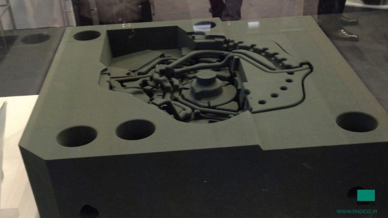 Binder Jetting 3D printer_sand mould_asremavad