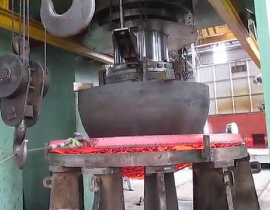 HOT FORMING OF STEEL PLATE_asremavad