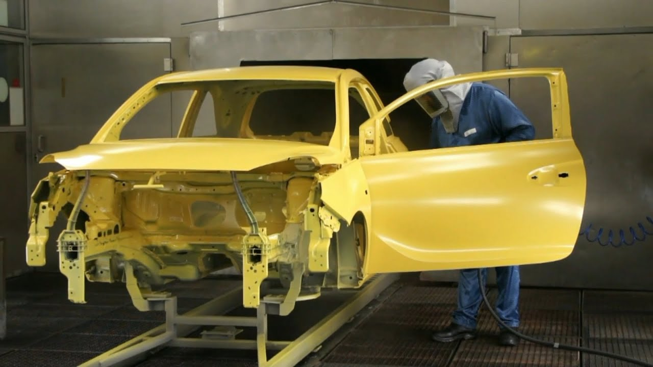 Opel Adam Production Line Eisenach_Paint Shop_asremavad