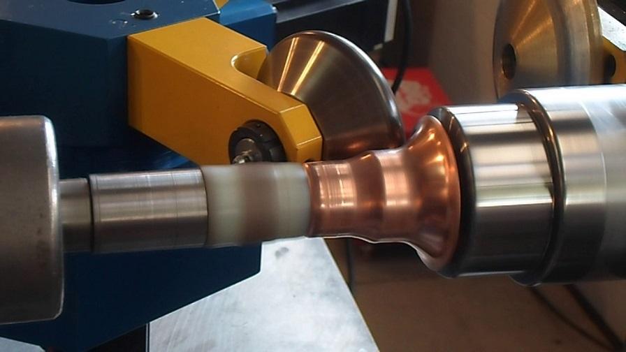 Copper CNC Metal Spinning_asremavad