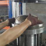 Deep drawing Hydraulic Press 200 tons for frying pan_asremavad