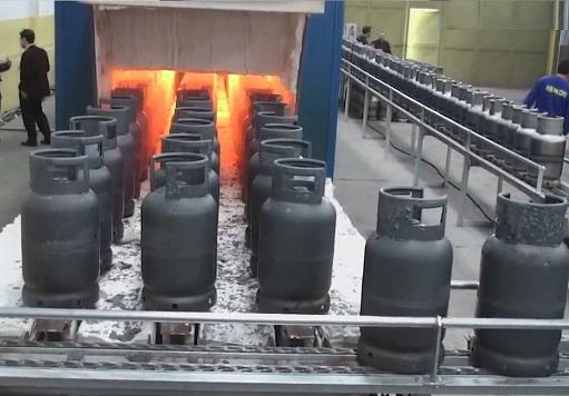 GAS CYLINDERS PRODUCTION_ASREMAVAD