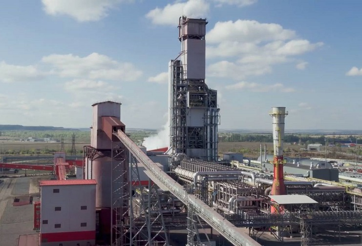 midrex plant at LGOK russia_asremaavd