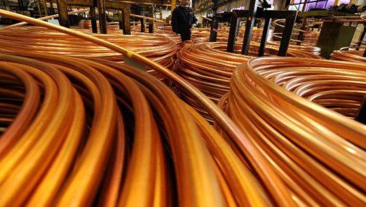 copper industry_asremavad