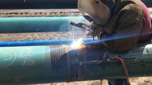 Pipeline Welding – 12 Inch Mainline Weld_asremavad